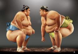 Первенство по сумо