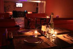 кафе, новый год 2011, Conture Bar