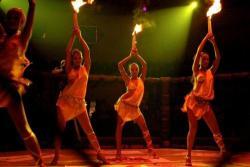 Роксолана, Танцевальная школа