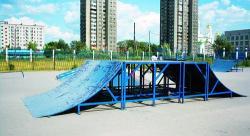 скейтборд, где покататься в Нижнем