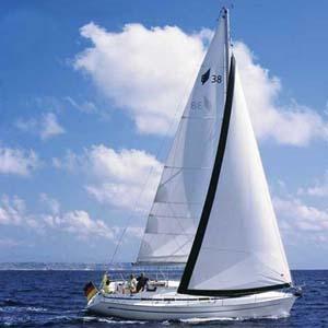 арусные яхты