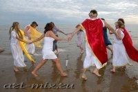 """Сальса: Вечеринка  """"Сальса в Древней Греции """" в субботу, 25 сентября, в..."""