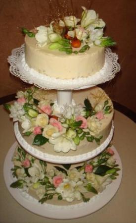 Свадебные торты н новгород фото