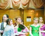 """Школа исторического танца """"5 па"""""""