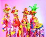 """Танцевальное шоу """"Куклы"""", организация праздников"""