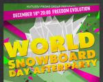 World Snowboard Day 2011 afterparty