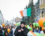 Шествие в честь Дня Святого Патрика в 2011 г.