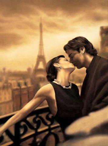 фото поцелуя французского