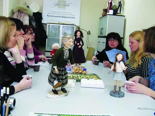 Школа кукольного дизайна светланы воскресенской